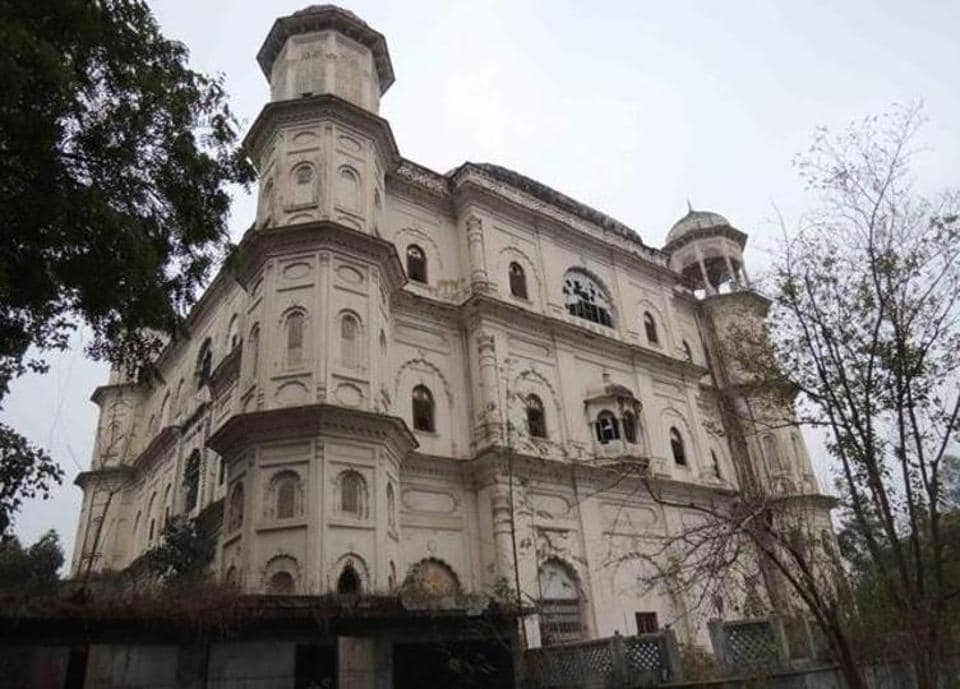 Lucknow,Uttar Pradesh,Would Butler Palace
