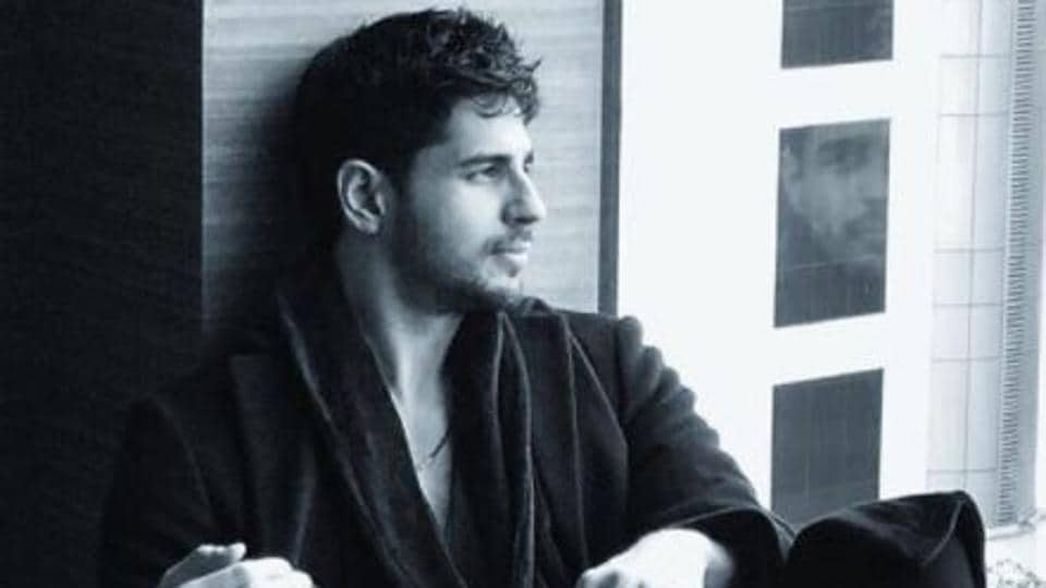 Actor Sidharth Malhotra turns 33 today.