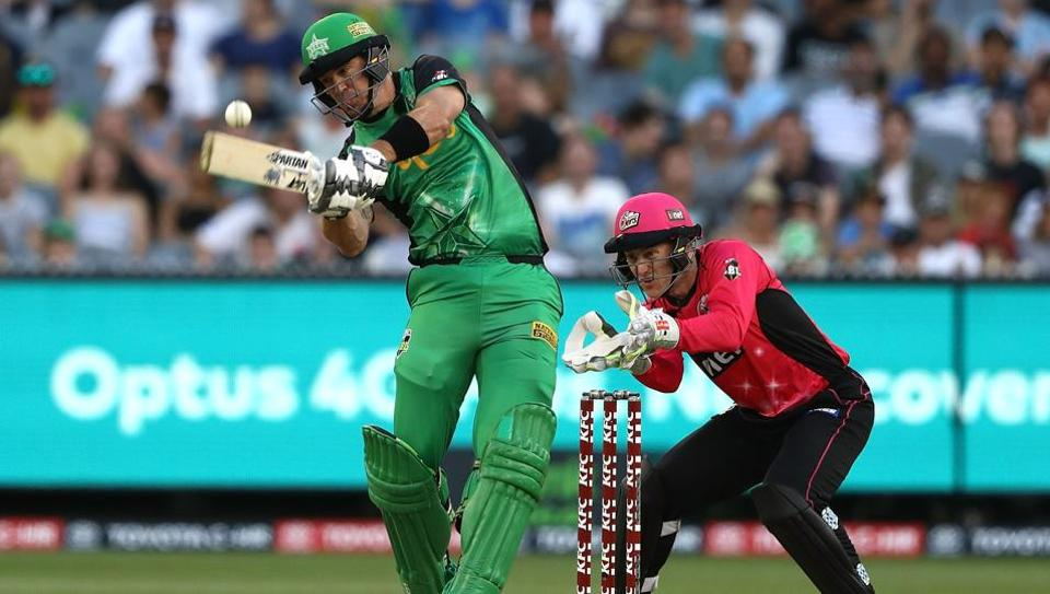 Kevin Pietersen flopped in his final season of the Big Bash League as Melbourne Stars crashed out of the play-off reckoning with a loss to Sydney Sixers.