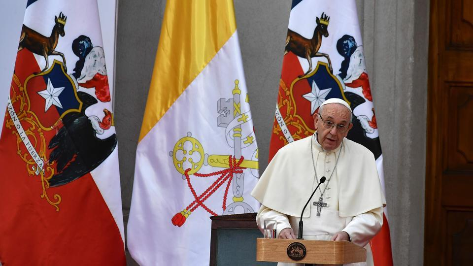 Pope,Pope Francis,Chile
