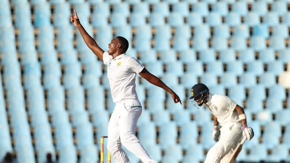 Debutant Lungi Ngidi then got the wickets of KL Rahul and Kohli in quick succession to leave the hosts in all sorts of trouble.  (BCCI )