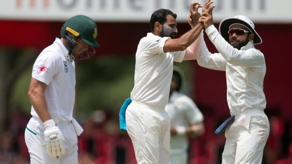 Mohammed Shami grabbed four wickets on Day 4 of the Centurion Test to help India bounce back against South Africa.