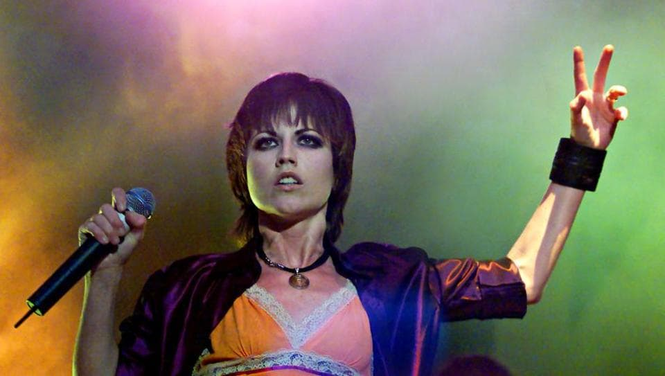 Dolores O'Riordan,Cranberries,Lead singer
