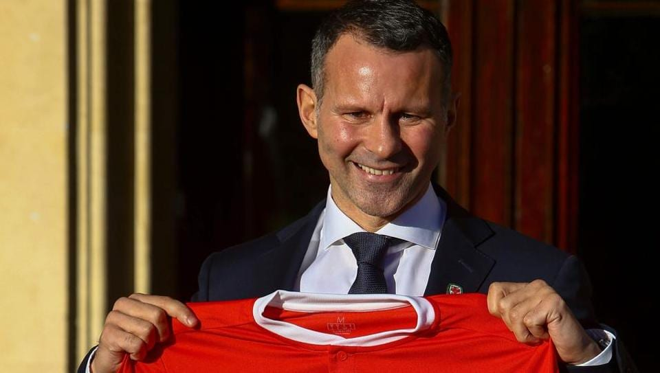 Ryan Giggs,Manchester United,Old Trafford