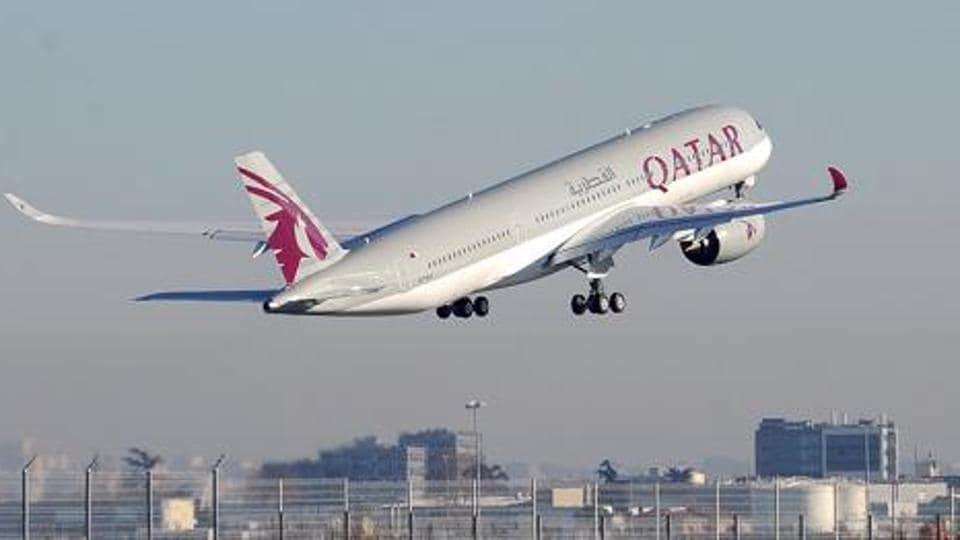 The United Arab Emirates said on Monday that Qatari fighter jets had 'intercepted' two passenger flights headed for Bahrain, drawing a swift denial from Gulf rival Qatar.