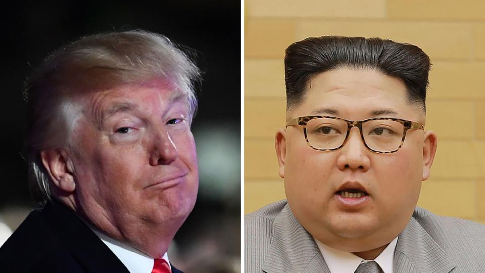 8ca12aa20328 North Korea says Trump s nuclear button tweet shows  mental state of ...