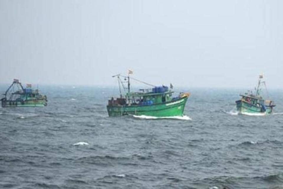 Pakistan Maritime Security Agency (PMSA) onWednesday apprehended nearly 24 Indian fishermen from Gujarat in the Arabian Sea