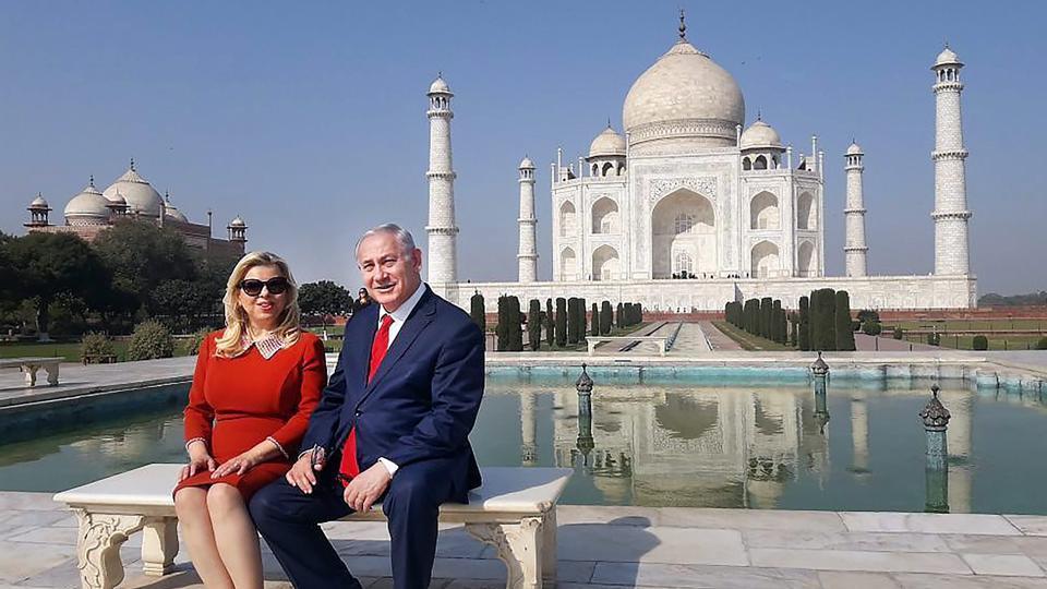Taj Mahal,Netanyahu,Benjamin Netanyahu