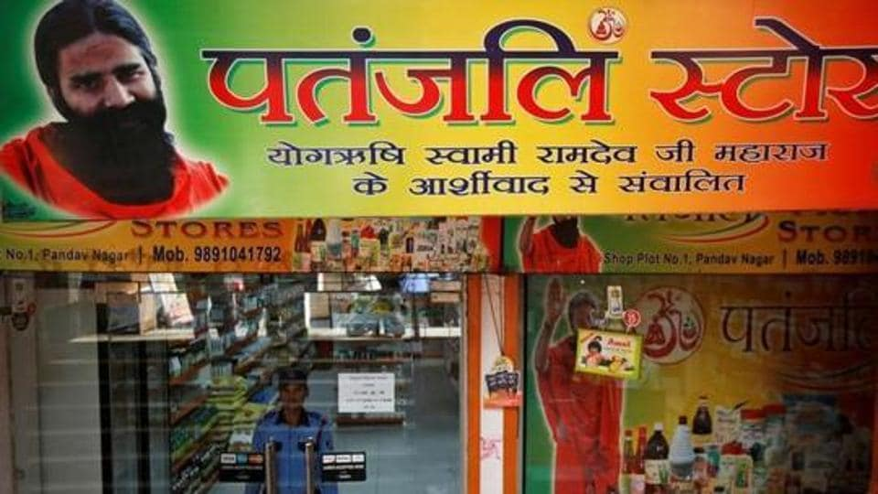 Patanjali items now available on e-commerce sites