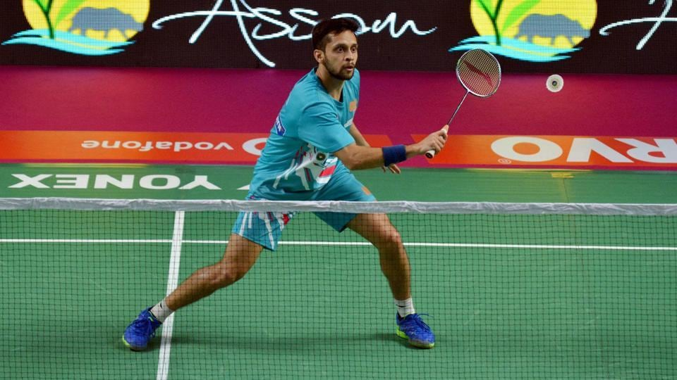 Parupalli Kashyap lost in the qualifiers of the MalaysiaMasters badminton tournament on Tuesday.