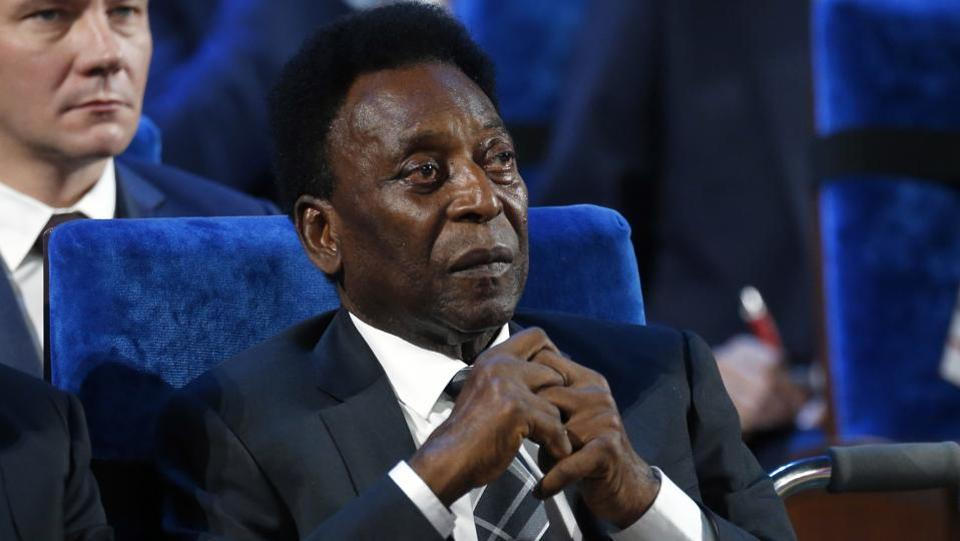 Pele believes that Brazil can win the FIFA World Cup title in Russia this year.