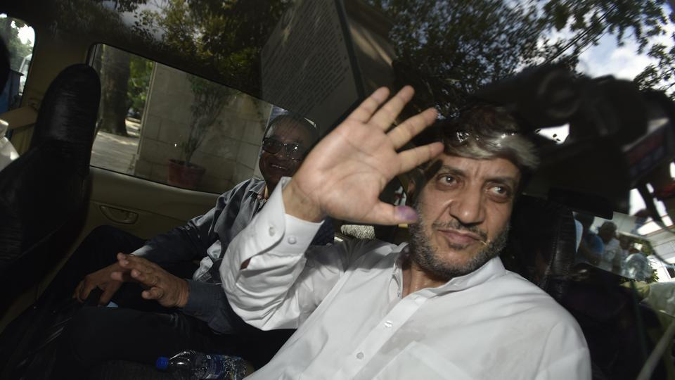 Shabir Shah,money laundering case,Enforcement Directorate