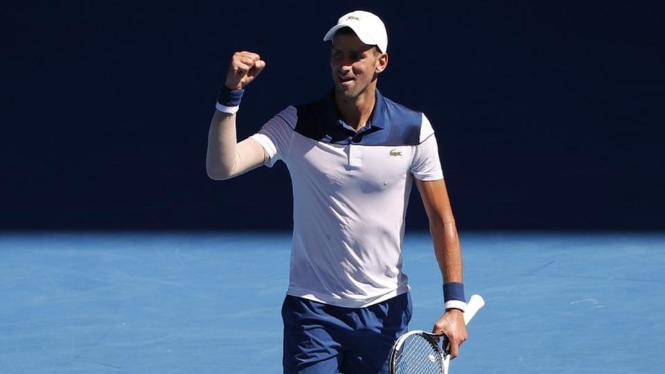 Novak Djokovic,Mats Wilander,Australian Open