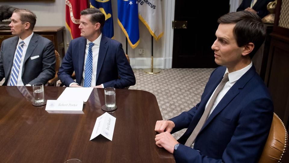 Officials Warned Jared Kushner About Friendship With Wendi Deng Murdoch