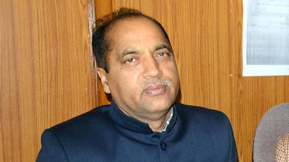 Himachal chief minister Jai Ram Thakur.