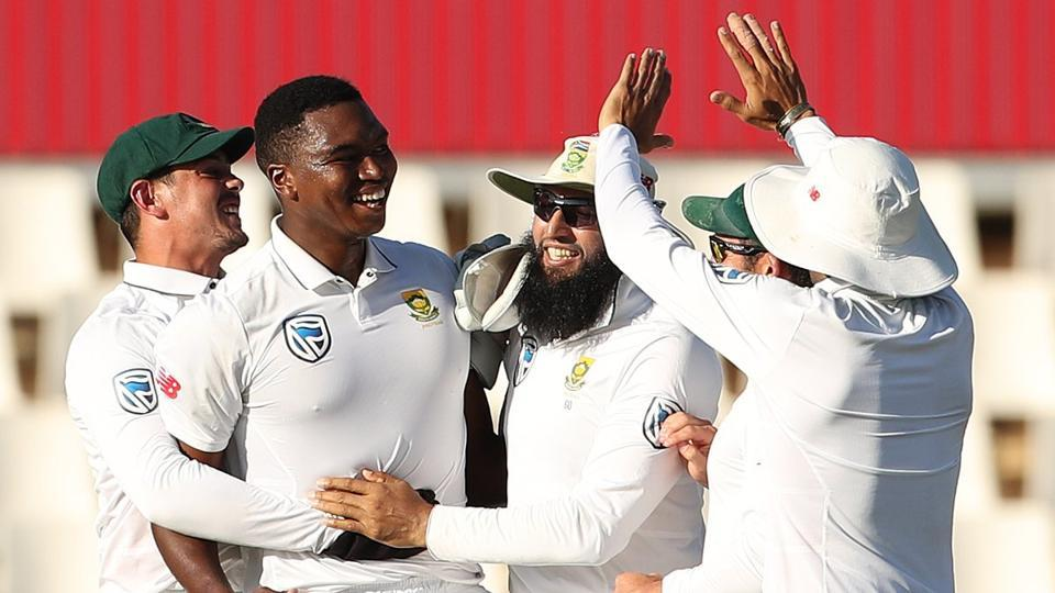 Ngidi then got the better of Jasprit Bumrah as India were bundled out for 151.  (BCCI )