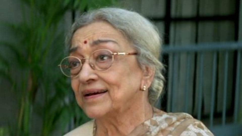 Veteran Indian actress Avav Mukherjee dies at 88
