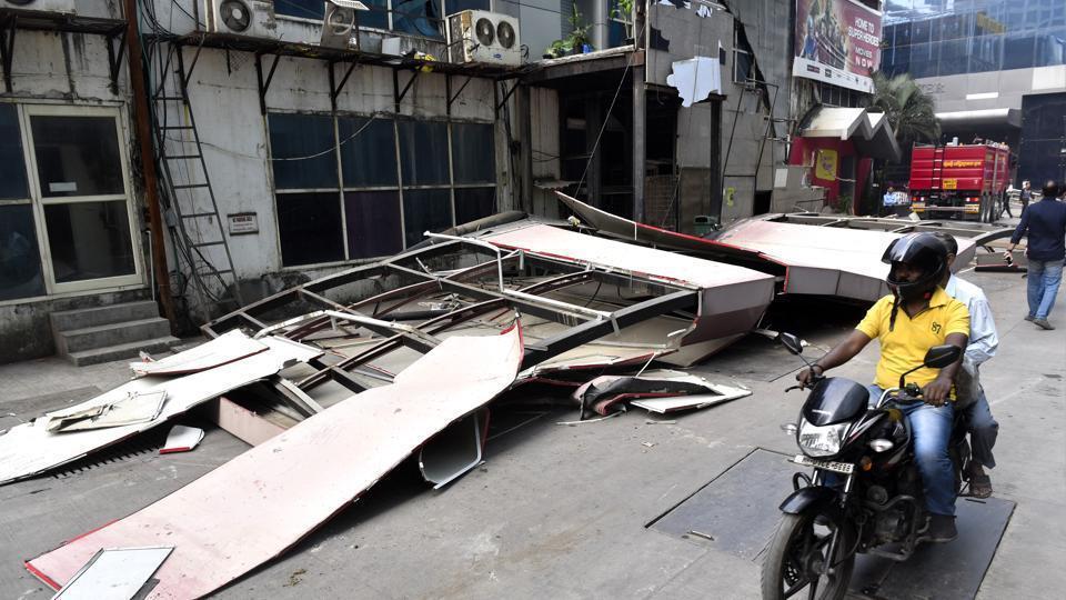 BMC,demolition,Kamala Mills fire