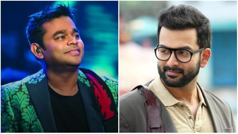 ARRahman and Prithviraj to collaborate for Aadujeevitham.