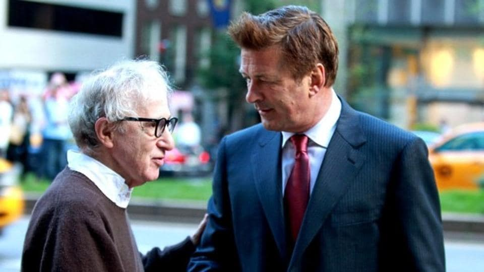 Alec Baldwin most recently worked with Woody Allen in Blue Jasmine. He has also worked with director James Toback, who has been accused by over 350 women of sexual harassment.
