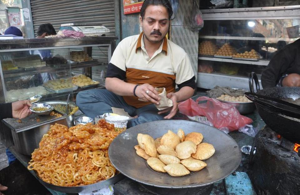 Varanasi,Winters,Kachori