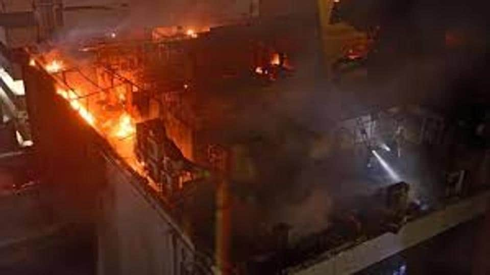 The Kamala Mills fire killed 14 people and injured 55.