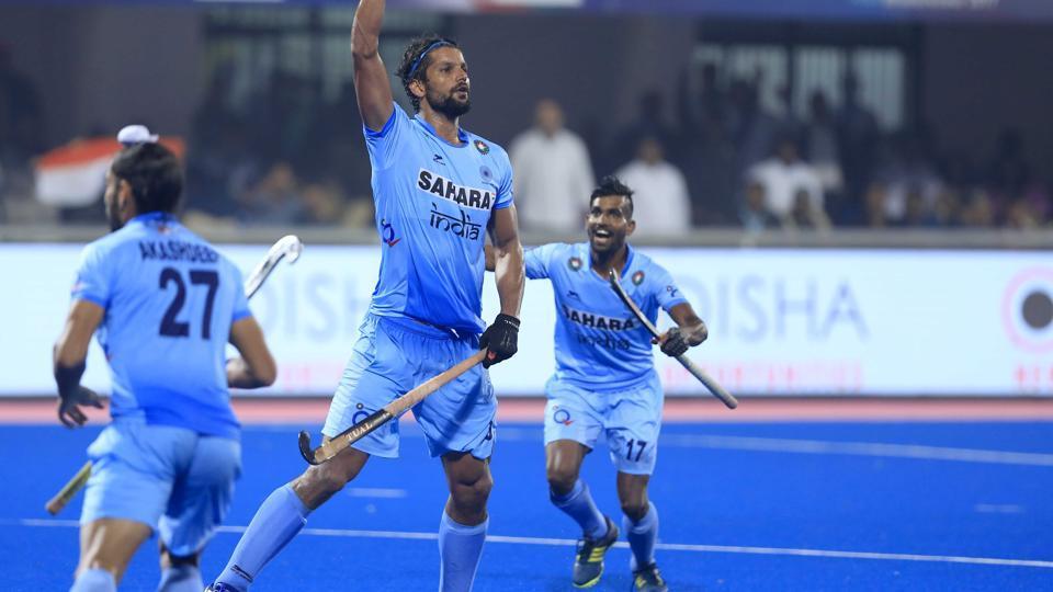 India hockey team,hockey,Rupinder Pal Singh