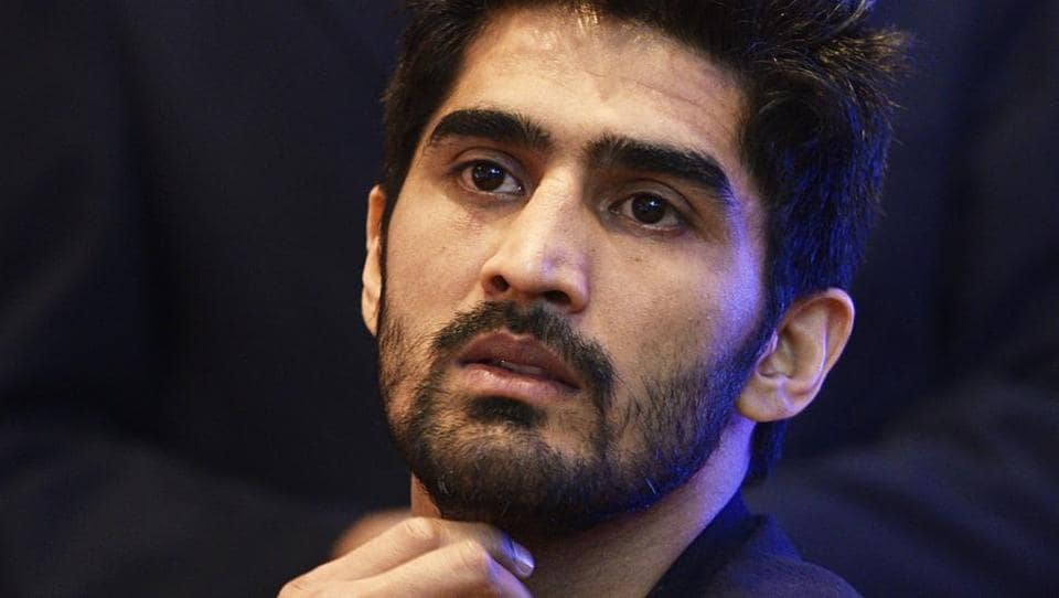 Boxer Vijender Singh, who is from Haryana, tweeted in favour of the death penalty following the brutal rape of a 15-year-old in his home state — the recent Haryana case has been likened to the Delhi bus rape case that  shook the nation.