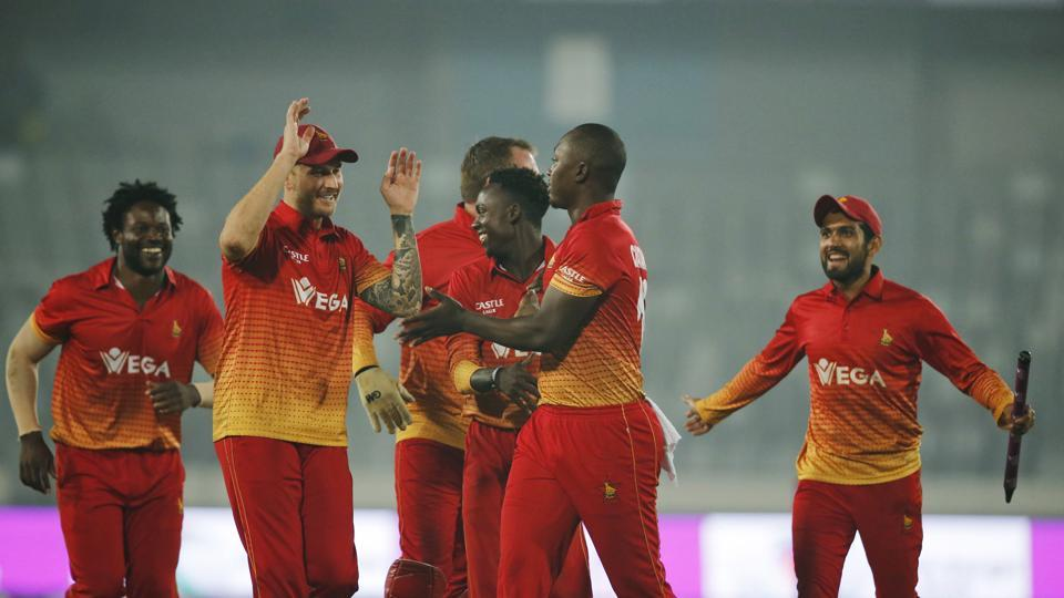 Zimbabwe had earlier defeated Sri Lanka in a bilateral ODI series for the first time and they continued their winning run against them.