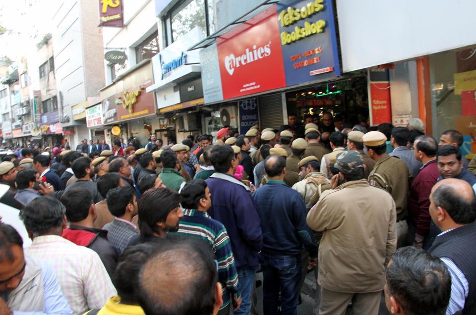 Delhi sealing,Sealing drive,Delhi markets