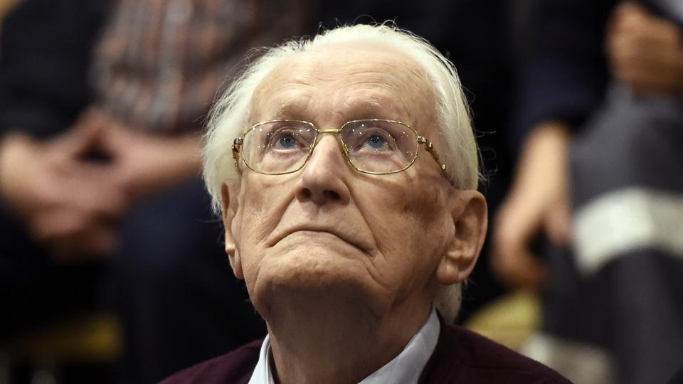 Convicted Auschwitz guard, 96, loses clemency bid