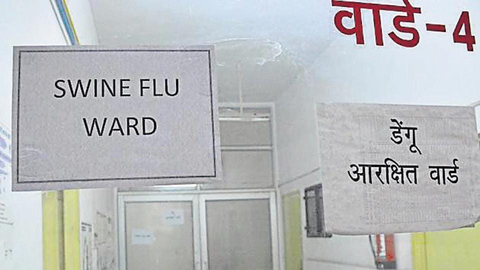 Rajasthan reported one H1N1 case and one death in January 2017.