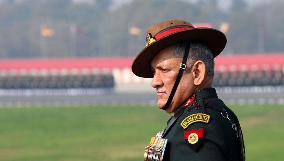 Bipin Rawat,Indian Army,Raisina Dialogue