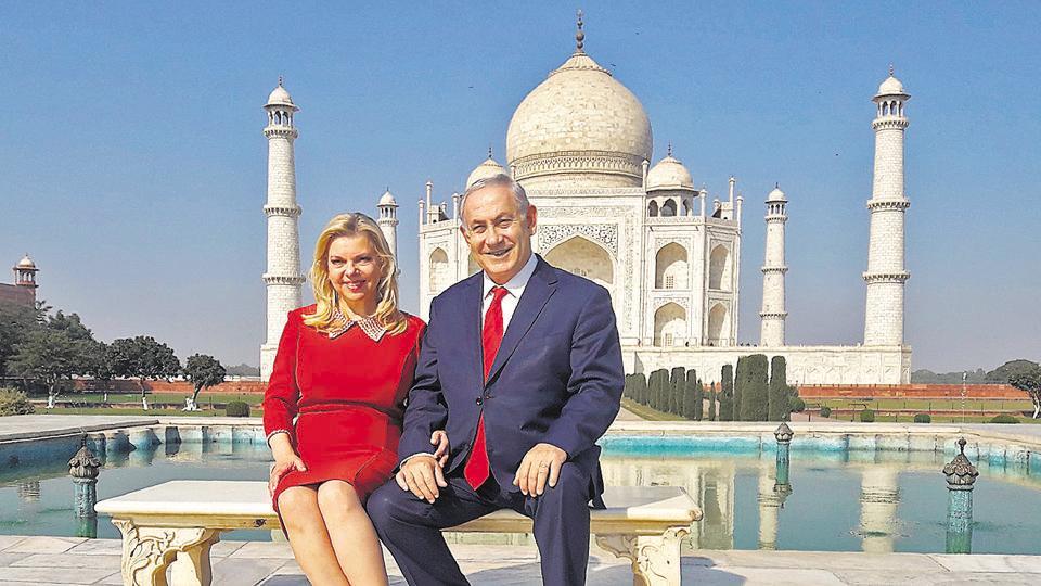 Benjamin Netanyahu,Narendra Modi,Indo-Israeli ties