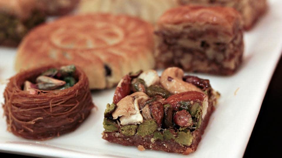 Middle Eastern Cuisine,Lebanese cuisine,Syrian cuisine