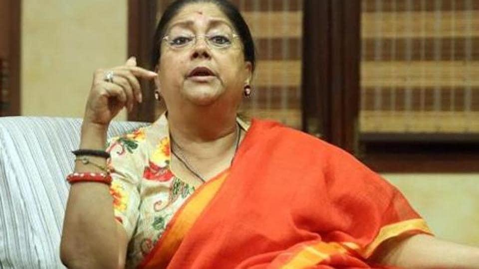 Rajasthan news,Budget,Vasundhara Raje