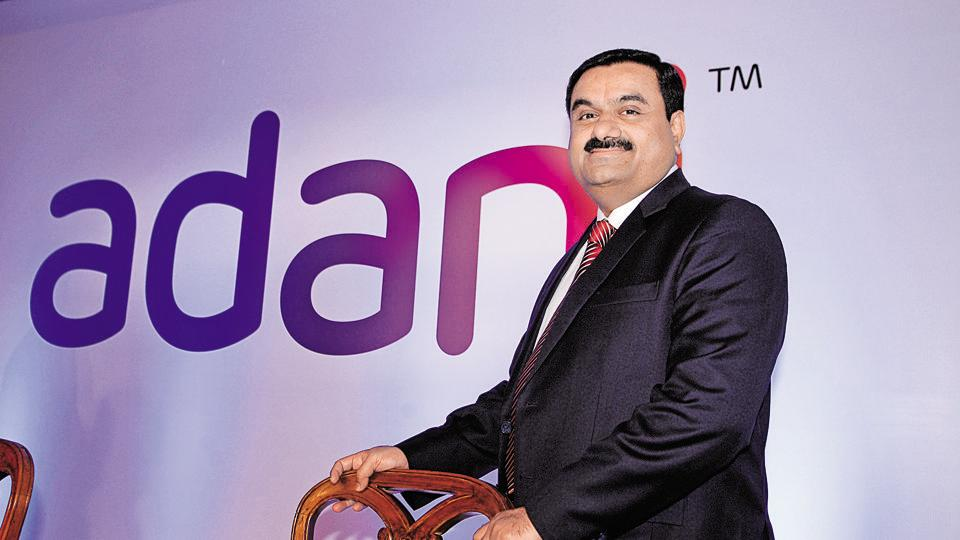 The Adani Group of Gautam Adani has expressed interest to invest in port, agri and power sectors. (Mint file photo)