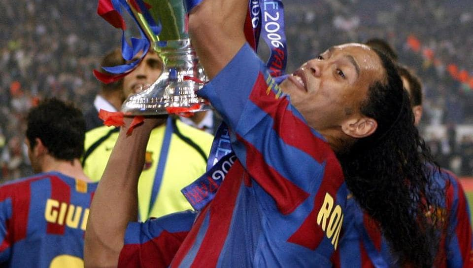 The brother and agent of 2005 Ballon d'Or winner Ronaldinho said on Tuesday that the former Brazil and Barcelona playmaker has retired from football. He is best known for his time in the blue and red of FC Barcelona.