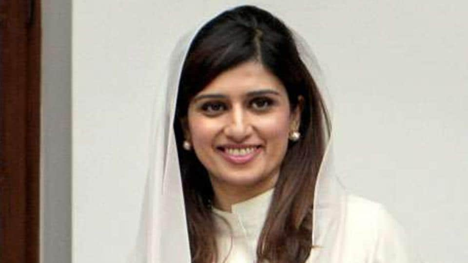 Hina Rabbani,US,Pakistan