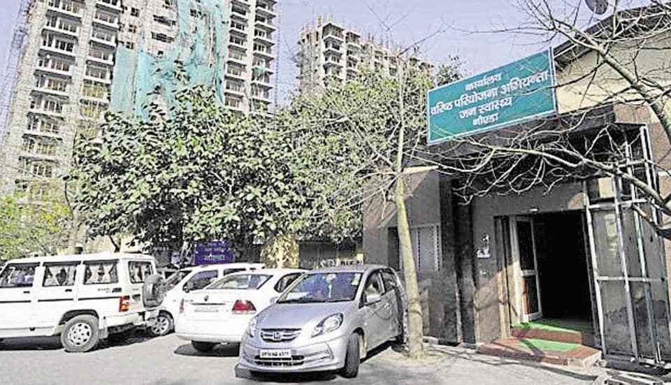 Noida authority chief executive officer (CEO) Alok Tandon on Wednesday suspended project engineer BK Singh fter conducting an inquiry, which was initiated after multiple complaints from residents.