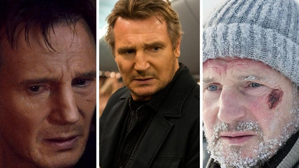 Weekend Binge: Here are the top 5 movies of Liam Neeson's