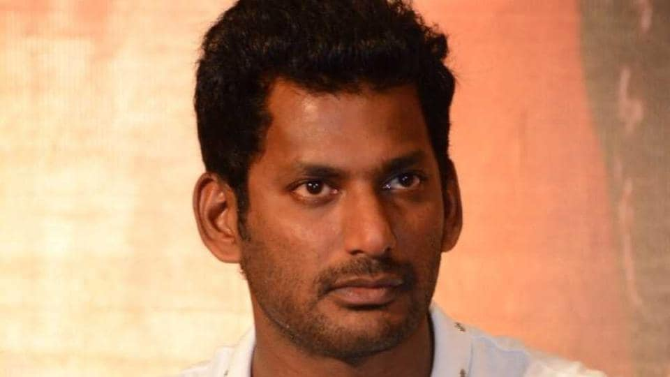 Vishal,RK Nagar By poll elections,Actor Vishal politics