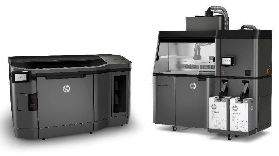 HP Multi Jet Fusion 3D Printing Solutions,HP 3D printers,HP 3D printers India