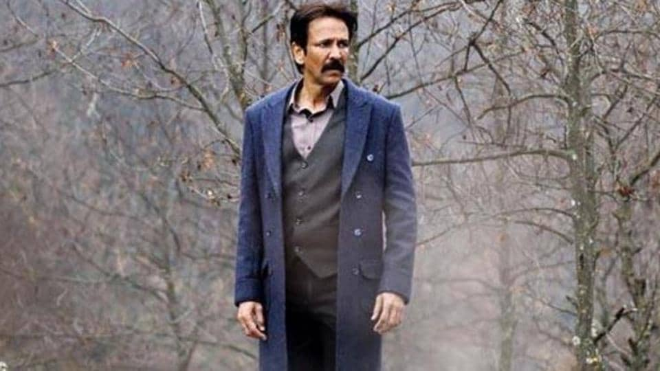 Kay Kay Menon plays a cop in Vodka Diaries.