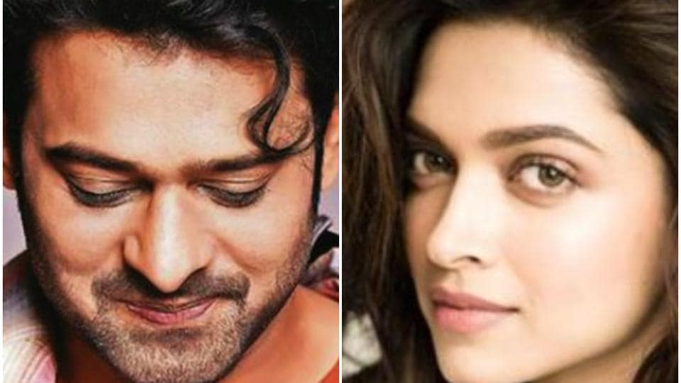 Deepika Padukone awaits the release of her film Padmaavat, while Prabhas is busy with Saaho.
