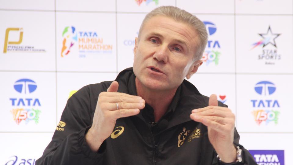 Sergey Bubka,Athletics,Mumbai Marathon