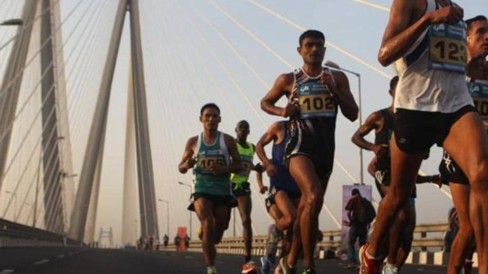 If we had a small mountain to climb with the triathlon — and failed — the Mumbai Marathon was like climbing the Everest.