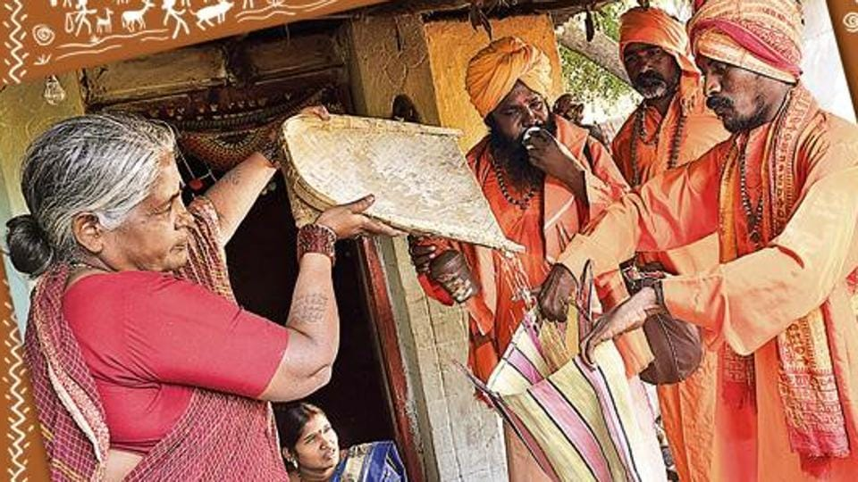 dried bhakri,nomadic denotified tribes,maharashtra