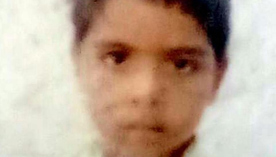 Police officials rushed to a hospital where the boy was admitted to inquire about his health.He died at about 8.30pm on Wednesday.