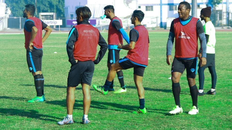 All India Football Federation,Minerva Punjab FC,I-League